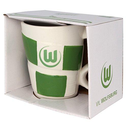 VfL Wolfsburg Tasse, Becher Schal