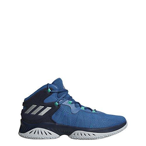 Adidas Mænd Eksplosive Bounce Basketball Sko Blå (azuosc / Plamet / None 000) OkHWk