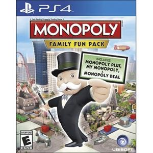 Ubisoft Monopoly Family Fun Pack for PS4 - 8