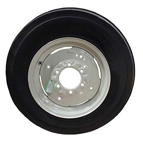 (X1 (600x16 600-16 6.00-16) Tractor Rim Triple Rib Tire and Tube 12 Ply Thorn Resist)