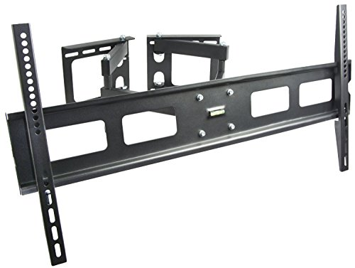 VIVO Full Motion Articulating Corner Wall TV Mount Bracket for 37