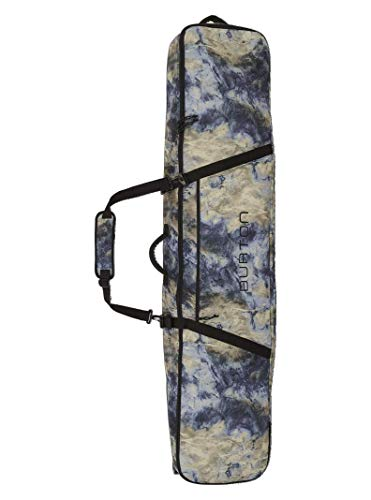 Burton Wheelie Gig Snowboard Bag, No Man's Land Print, 166 cm