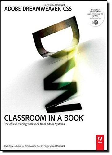 Adobe Dreamweaver CS5 Classroom in a Book