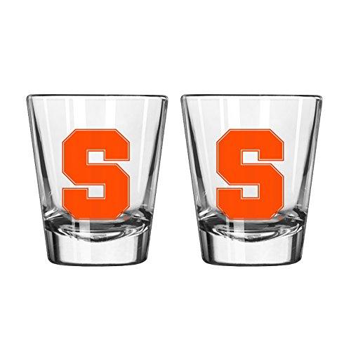NCAA Syracuse Orange Game Day Shot Glass, 2-ounce, - Syracuse Glasses
