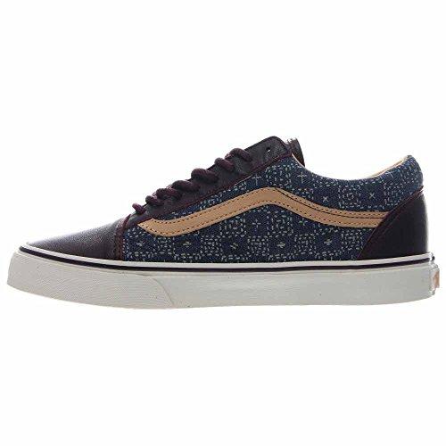 Vans Old Skool Reissue + Unisex Sneaker Blau
