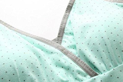 Cystyle - Sujetador premamá y de lactancia - para mujer Diseño 3