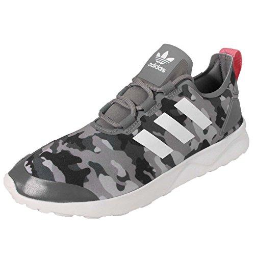 ... Scarpe Adidas - Zx Flux Adv Verve Schuh - Grigio - 36 ...