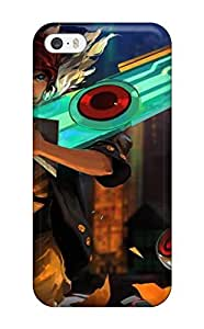 Best transistor game anime s Anime Pop Culture Hard Plastic iPhone 5/5s cases 5140799K675068261