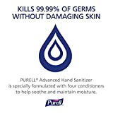 PURELL Advanced Hand Sanitizer, Refreshing