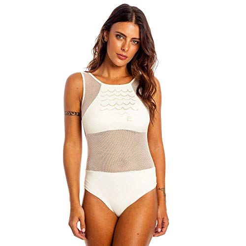 Body Wave Feminino Hang Loose Off White - M