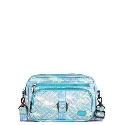 Lug Women's Carousel 3 Crossbody Bag, Mystic Seaglass Cross Body, One -