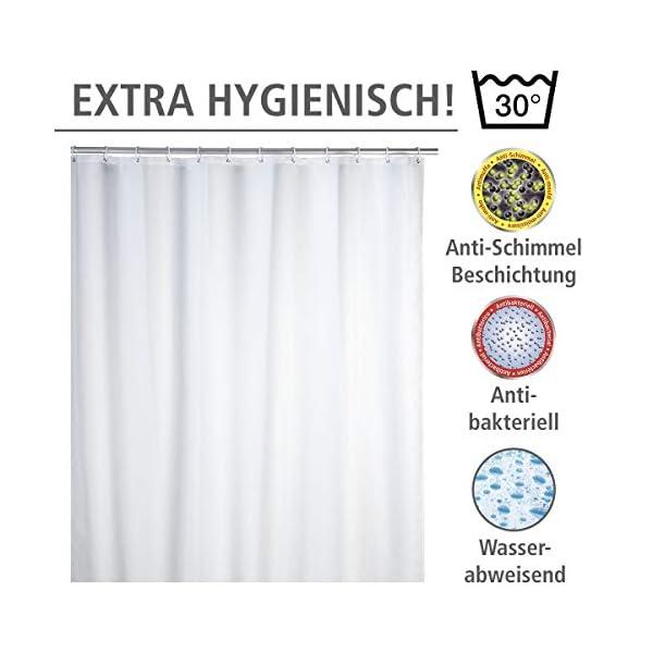 Duschvorhang antibakteriell