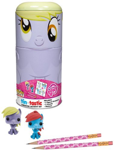 Funko My Little Pony Derpy Tin-Tastic Action Figure by FunKo