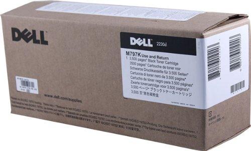 Dell M797K (330-4131) Toner Cartridge, 3500 page yield, Black by Dell B005FNZBTW