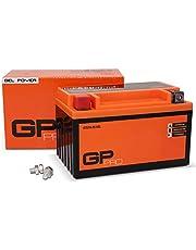 GP-PRO GTX7A-BS 7Ah 12V 7Ah GEL Accu (Vergelijkbaar met YTX7A-BS / 50615) (Onderhoudsvrij & Verzegeld) Accumulator Motorfiets Scooter Accu Scooter Accu
