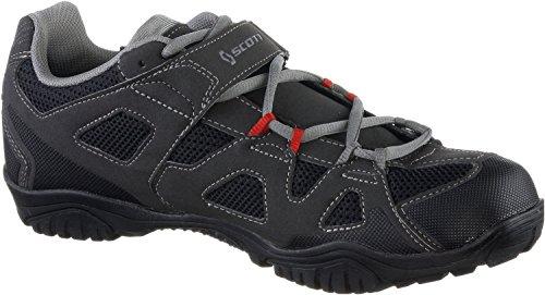 Scott trail chaussures de loisirs/sport de vélo noir/rouge 2015 41 Noir/rouge - noir/rouge - black red
