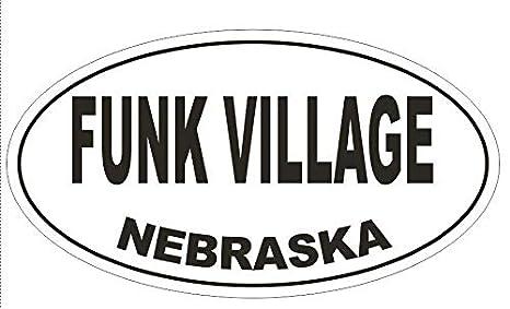 Nebraska Strong Decals