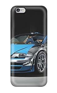 9560552K13002680 Special Skin Case Cover For Iphone 6 Plus, Popular 2013 Bugatti Veyron Grand Sport Vitesse Phone Case