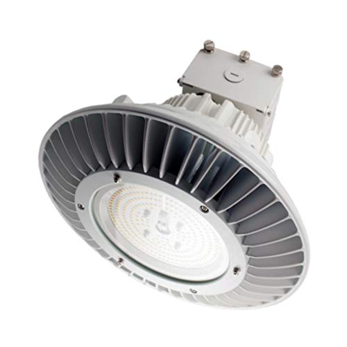 Halco 10131 - RHB200/850/UNV/W Indoor High Low Bay LED Fixture -