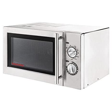 Caterlite CD399 - Horno microondas con grill, 900W, Acero ...