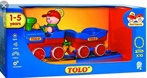 Tolo Toys First Friends Train Set by (Tolo First Friends Train)