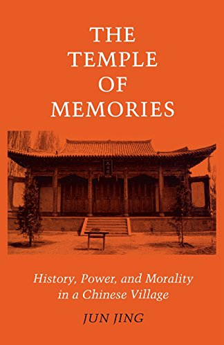 The Temple of Memories: History, Power, and Morality in a...