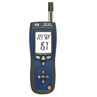 Air Humidity Meter PCE-320 by PCE Instruments