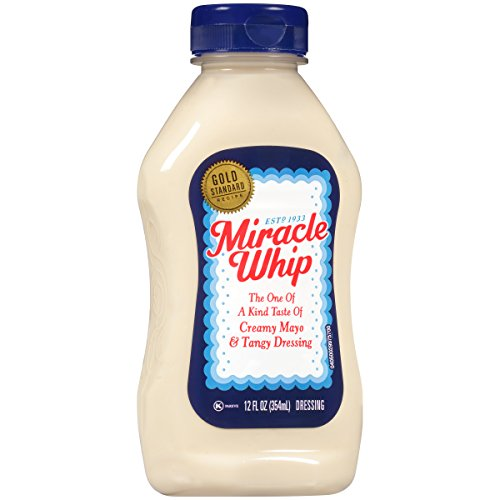 Miracle Whip Dressing (12 oz Bottle)