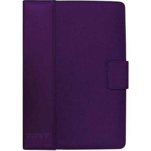 """Port Designs PD201247 Etui universel pour tablette 10,1"""" Mauve"""