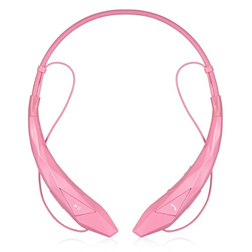 Pink Bluetooth Headset - 8