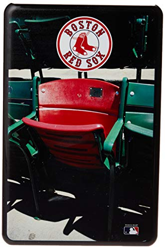 MLB Boston Red Sox Kindle Fire Stadium Collection Baseball Cover - Boston Red Seat Sox Covers