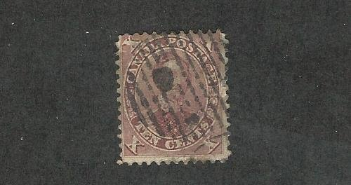 used canada stamps - 4