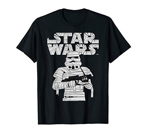 Star Wars Stormtrooper Mummy Halloween Costume T-Shirt