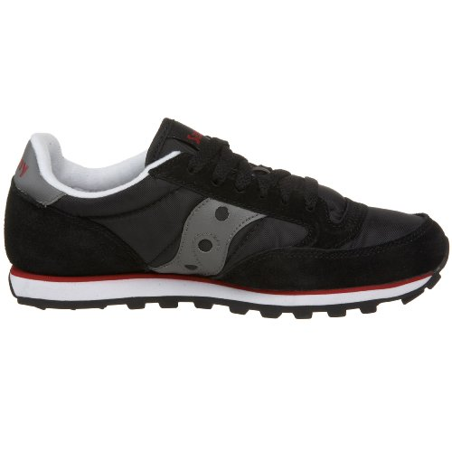 Damen Pro Saucony Low Red Black Laufschuhe Jazz Gray FEEqWtrx
