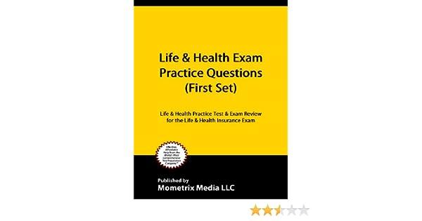 Amazon.com: Life & Health Exam Practice Questions (First Set ...