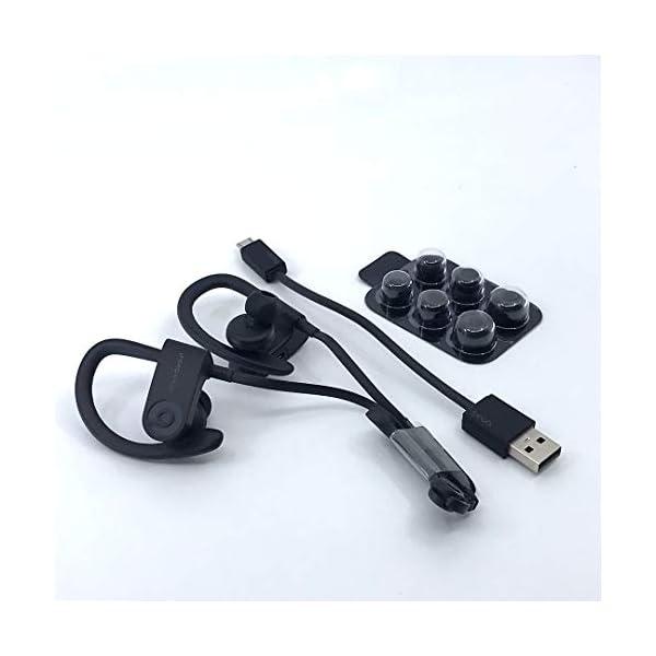 Powerbeats3 Wireless in-Ear Headphones - Black (Renewed) 6