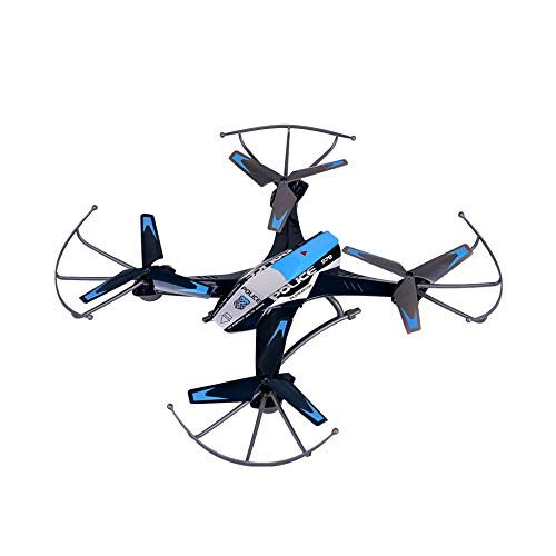 MOZATE A9 2.4G 4CH 6-Axis Gyro Remote Control 3D Flip Roll Drone (Black) by MOZATE (Image #1)