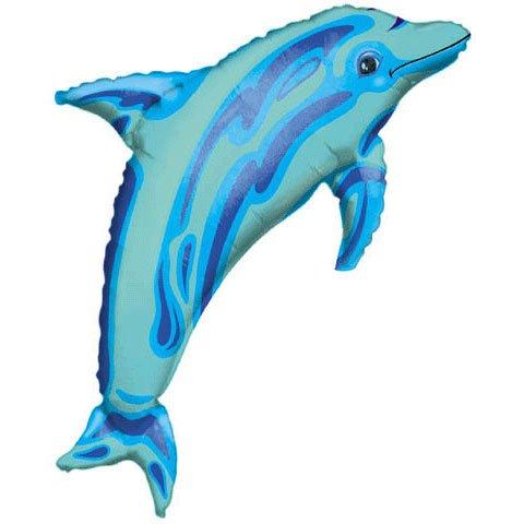 Anagram Dolphin Mylar Balloon -