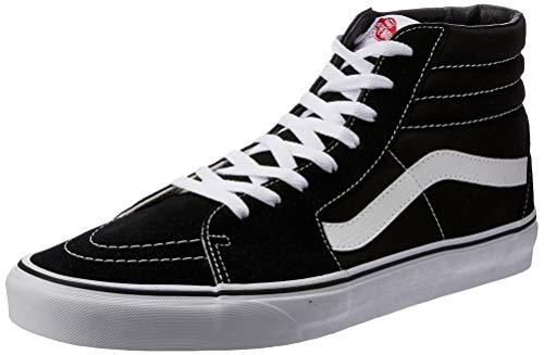 Vans Herren U Sk8 Hi High Top Sneaker Schwarz Black 44 Eu