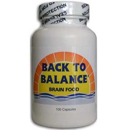 Retour à l'équilibre - Anxiety Relief - 100 Capsules