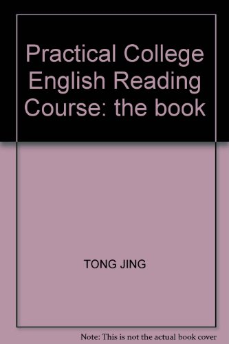 Practical College English Reading Course: The next book