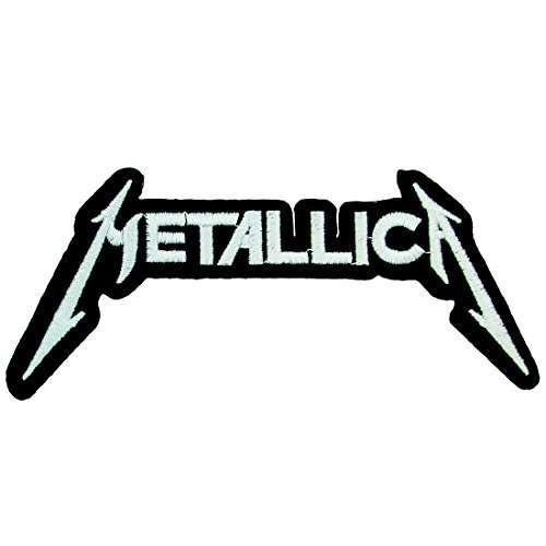UPC 763616774610, Metallica Rock Band Iron on Embroidered Patches