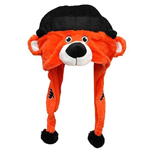 (NHL Philadelphia Flyers Thematic Mascot Dangle Hat)