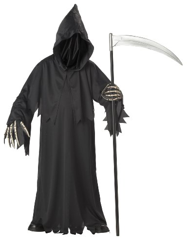California Costumes Toys Grim Reaper Deluxe, Medium ()