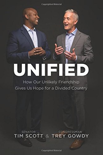 Unified: How Our Unlikely Friendship Gives Us Hope for a Divided Country cover