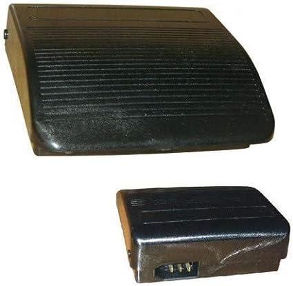 Pedal Para Maquinas De Coser Sigma 2000ns, 2000 y 2002 - 3 Conexiones -