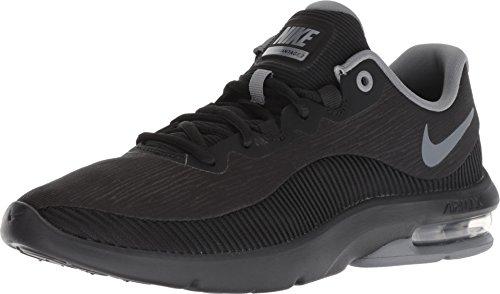 Advantage 002 - Nike Air Max Advantage 2 Womens Style : AA7407-002 Size : 10 M US Black/Cool Grey
