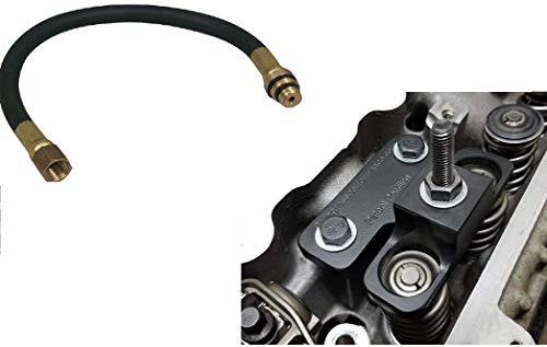 - Michigan Motorsports Air Compressor Tool Valve Spring Tool for L83 L86 LT4 Gen V 5 Chevy LT1 Engine 5.3 6.2