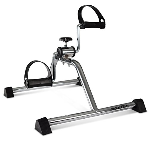 ProActive Compact and Portable Stationary Pedal Exerciser by ProActive