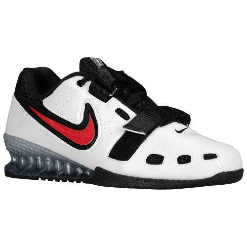 Nike Roshe One Hyperfuse Herren Sneakers Total Orange / White / Blue Lagoon